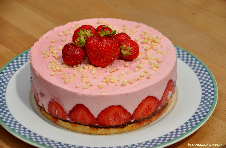 Torta Liebe Geht Durch Den Magen